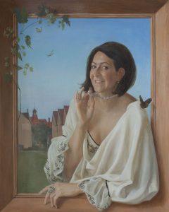 Porträt Tatyana