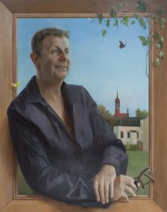 Porträt Fred