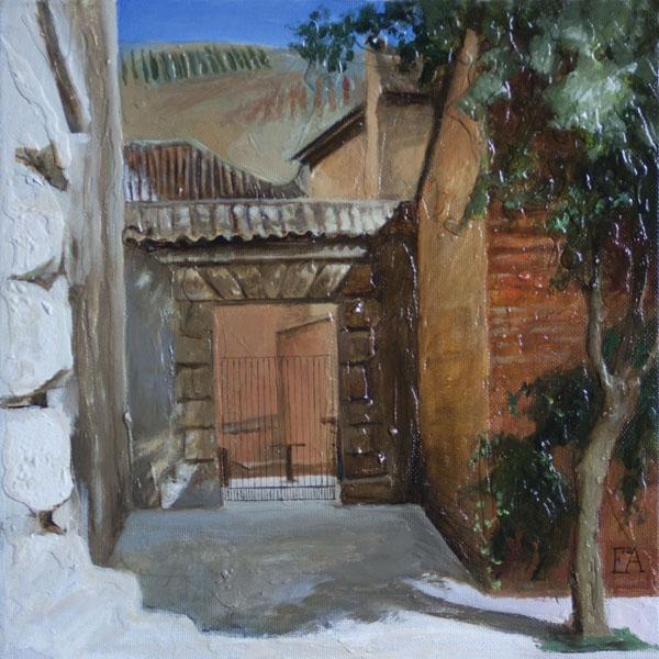 Haus in Algambra