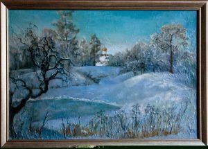 Winter in Fedorowskoje