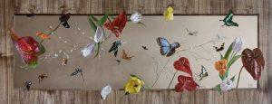 Panneau Schmetterlinge