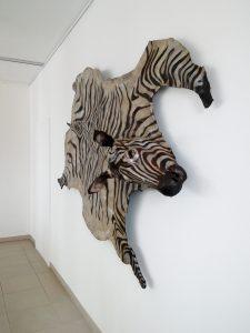 Das Phlegma – Zebra